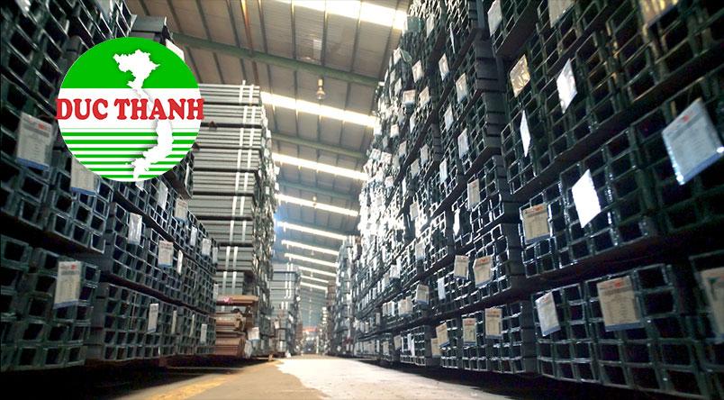 Thép hình U Vinaone giá rẻ, hỗ trợ vận chuyển tại Tp.Hồ Chí Mình, Bình Dương, Biên Hòa, Vũng Tàu, Miền Tây.