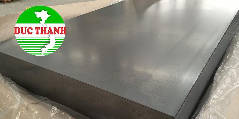 Thép tấm SPCC chất lượng cao, có đầy đủ chứng chỉ chất lượng, chứng chỉ xuất xứ của nhà sản xuất.