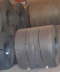 Thép tấm cuộn Hòa Phát cán nóng sản xuất theo mác thép SS400 tiêu chuẩn JIS G3101-2017, được sản xuất tại Nhà máy thép Hòa Phát Dung Quất, Quảng Ngãi.