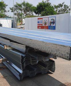 Tôn sàn deck đầy đủ quy cách, chuyên sử dụng cho kết cấu thép, cơ khí nhà xưởng.